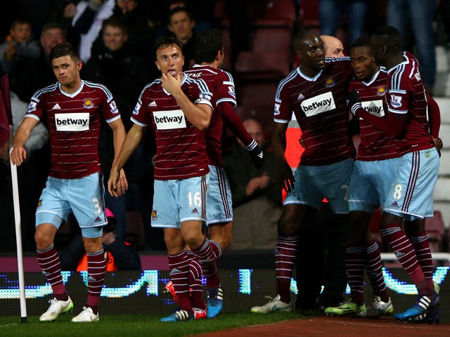 The Hammers players are said to be considering putting in effort in this weekend's match. (Photo: Sports Mole)