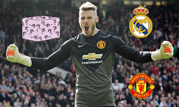 David De Gea may be one step closer to joining Real Madrid.