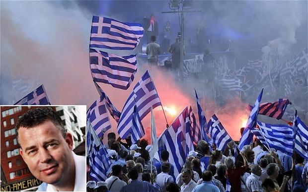 Raymond Verheijen has finally broken his silence on the Greek financial crisis.