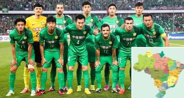 Beijing Brazil